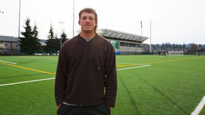 Oregon club rugby's Taylor Krumrei brings equal parts: strength and compassion