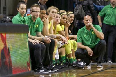 Photos: Oregon women's basketball defeats NCU in exhibition game, 89-36