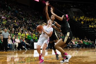 Morgan Yaeger and Taylor Chavez embracing new roles at start of NCAA Tournament