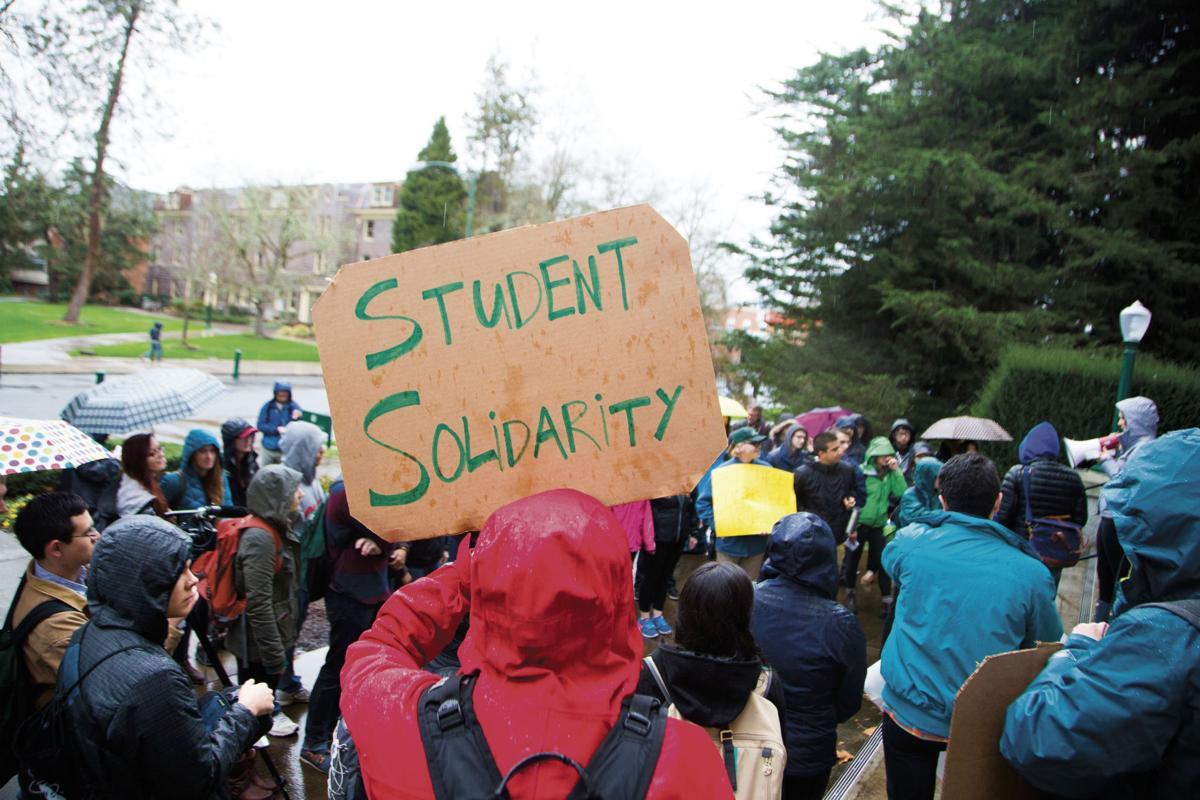 Rising cost, rising conflict: Students don't feel heard as UO raises tuition