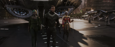 Review: 'Black Panther' is a milestone for superhero films, despite minor technical flaws