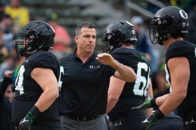 Oregon football ranked No. 11 in Associated Press preseason poll