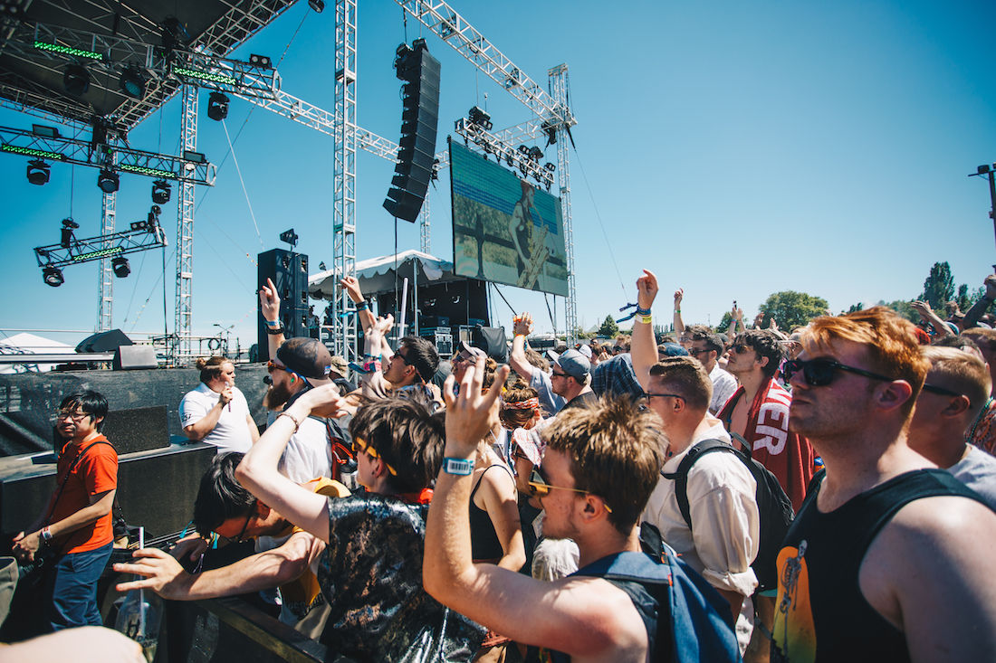 Photos: 2018 Sasquatch! Music Festival day three wraps up the holiday weekend
