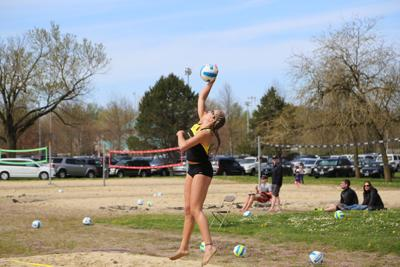 Oregon beach volleyball drops opening series against Portland