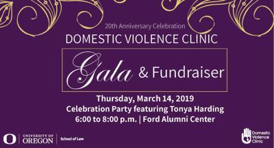 UO Domestic Violence Clinic gala