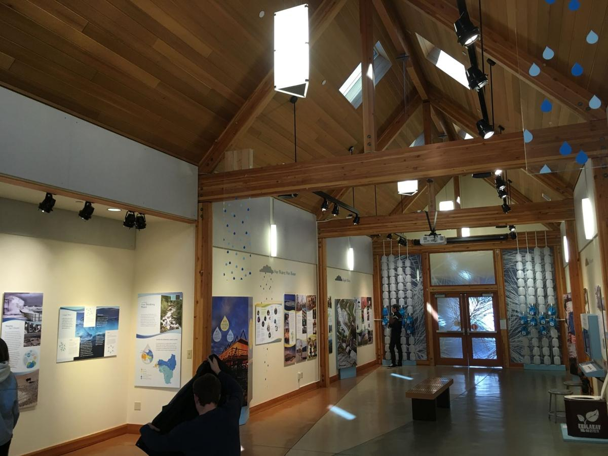 Museum of Natural and Cultural History opens new educational exhibit 'H20 Today'
