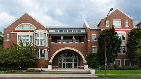Check out some of Eugene's best study locations