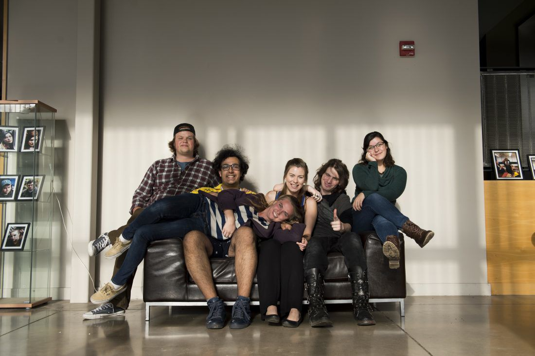 University Theatre's 'Mr. Burns' ends 2016-2017 season on a bold note