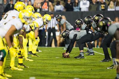 Oregon football bounces back against Colorado, wins 41-24