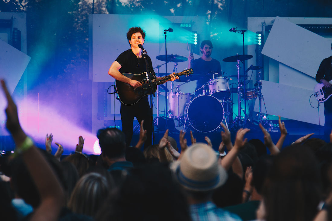 Photos: Vance Joy brings 'Nation of Two' to sold-out Edgefield Concerts on the Lawn