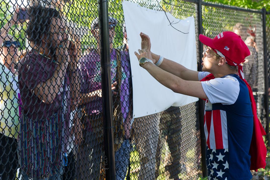Bernie Sanders, Donald Trump rallies energize and polarize Lane County