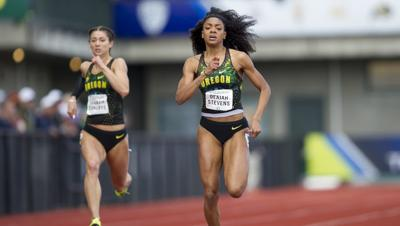 Deajah Stevens is a US champion, Washington and Simpson also reach World Championships