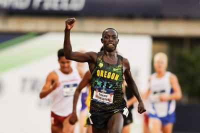 Edward Cheserek is leaving a legacy that is about more than just running achievements