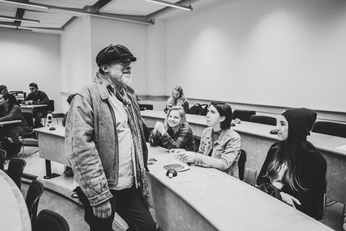 Remembering Tom — students and colleagues mourn journalism professor Tom Wheeler
