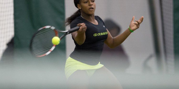 Oregon faces tough task in doubles after being reduced to six players