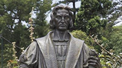 Alvarado: Columbus Day should not be celebrated