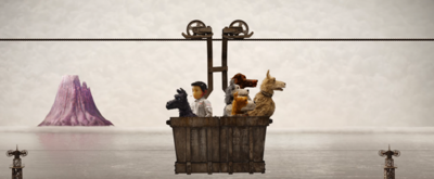 Review: Wes Anderson's stop-motion 'Isle of Dogs' is aesthetically stylish yet emotionally hollow