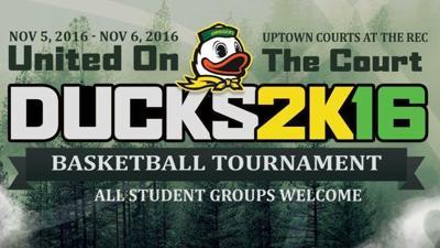 United on the court: International Student Association hosting DUCKS2K16 basketball tournament