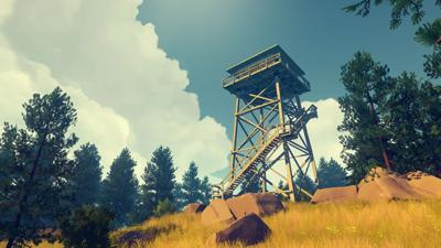 Review – 'Firewatch' is a polished, yet flawed journey through the forest.