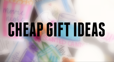 Video: Cheap Gift Ideas for the Holidays