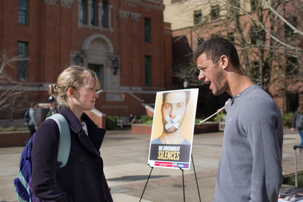 Blacklisted: The Fight For Freedom of Expression on Campus