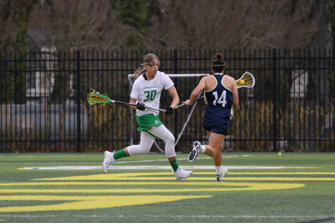 Photos: The Oregon Ducks defeat the UC Davis Aggies 15-5 in season-opener