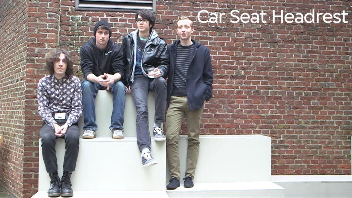Q&A: UO grad Andrew Katz returns to Eugene with Car Seat Headrest