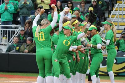 Preview: Oregon softball prepares for battles against quality pitching in upcoming regional