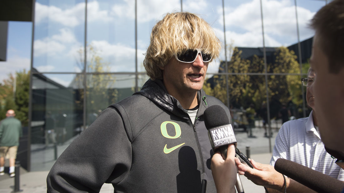 From cookies to hair, David Yost brings a new perspective to Oregon
