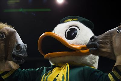 "Statue of ""The Duck"" will be placed on campus this weekend"