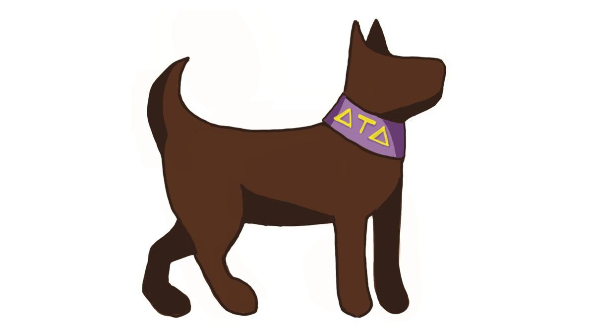 Delta Tau Delta goes all dogs out on fall philanthropy fundraiser