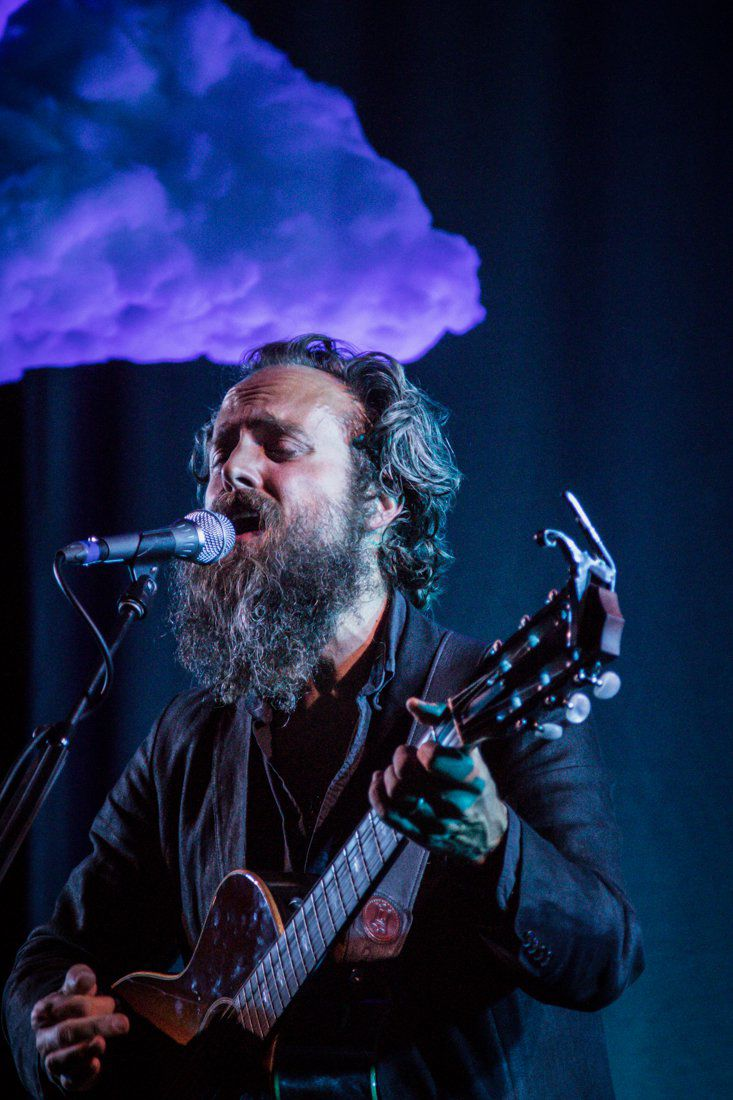 Review: Iron & Wine gives unique intimate experience to sold-out McDonald Theatre