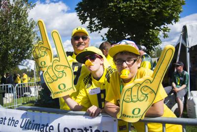Back to the Books: What game day means to Oregon football fans