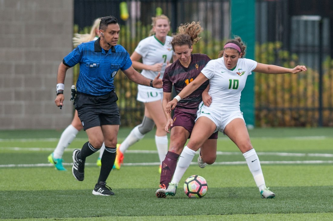Photos: Oregon Ducks defeat the Arizona State Sun Devils 4-0