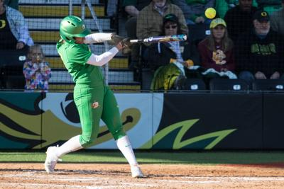 Oregon softball beats LSU and San Jose State in final day of Mary Nutter Classic