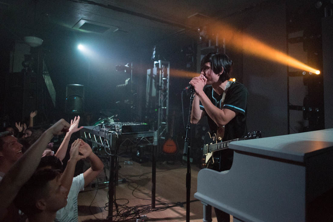 PHOTOS: Electronic Musician Gryffin kicks off his Castle In The Sky Tour at WOW Hall