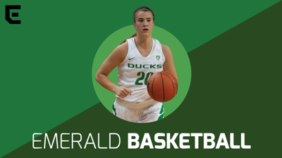 Emerald Podcast Network Basketball horizontal logo