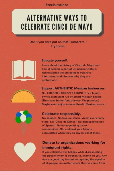 Some students say Cinco de Mayo has all but lost its roots in Latinx heritage