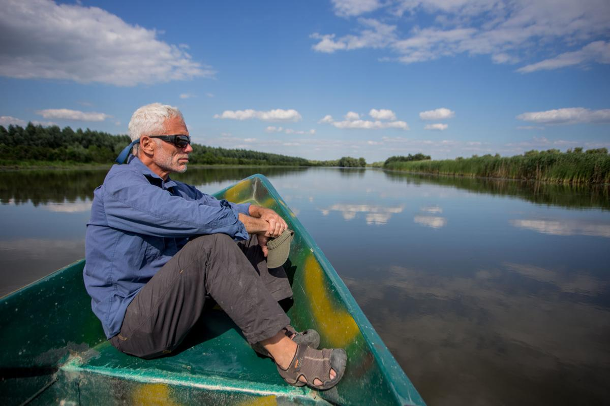 Jeremy Wade talks river pollution, 'River Monsters' success ahead of his new show 'Mighty Rivers'