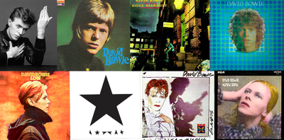Emerald Recommends the best of Bowie