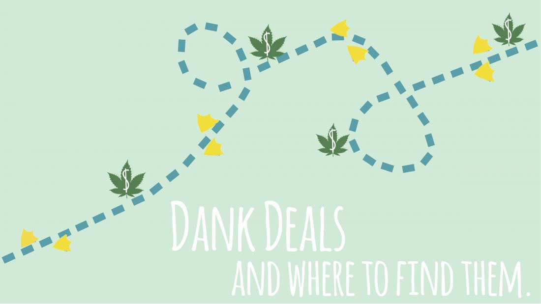 Emerald Recommends: The best weed dispensary deals in Eugene for 4/20
