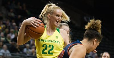 Forward Lauren Yearwood to transfer from Oregon