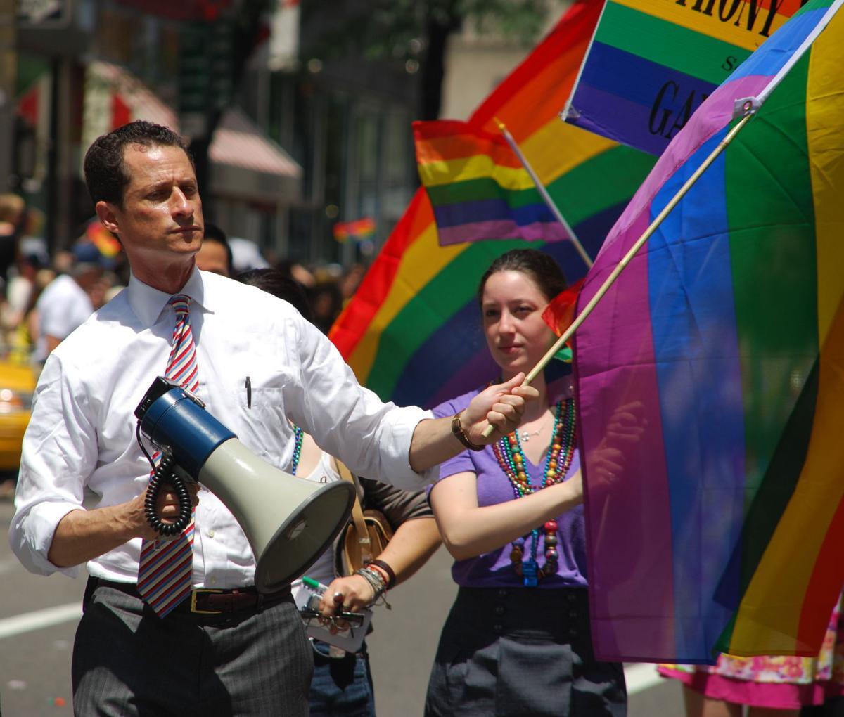 'Weiner' a meditation on public shaming
