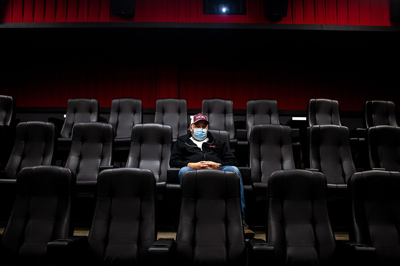 The indie theater that persevered