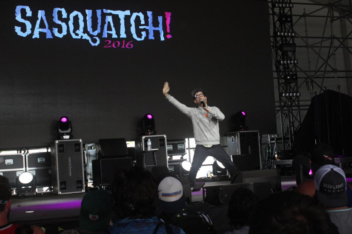 Dispatch from Sasquatch, day two – M83, John C  Reilly, and