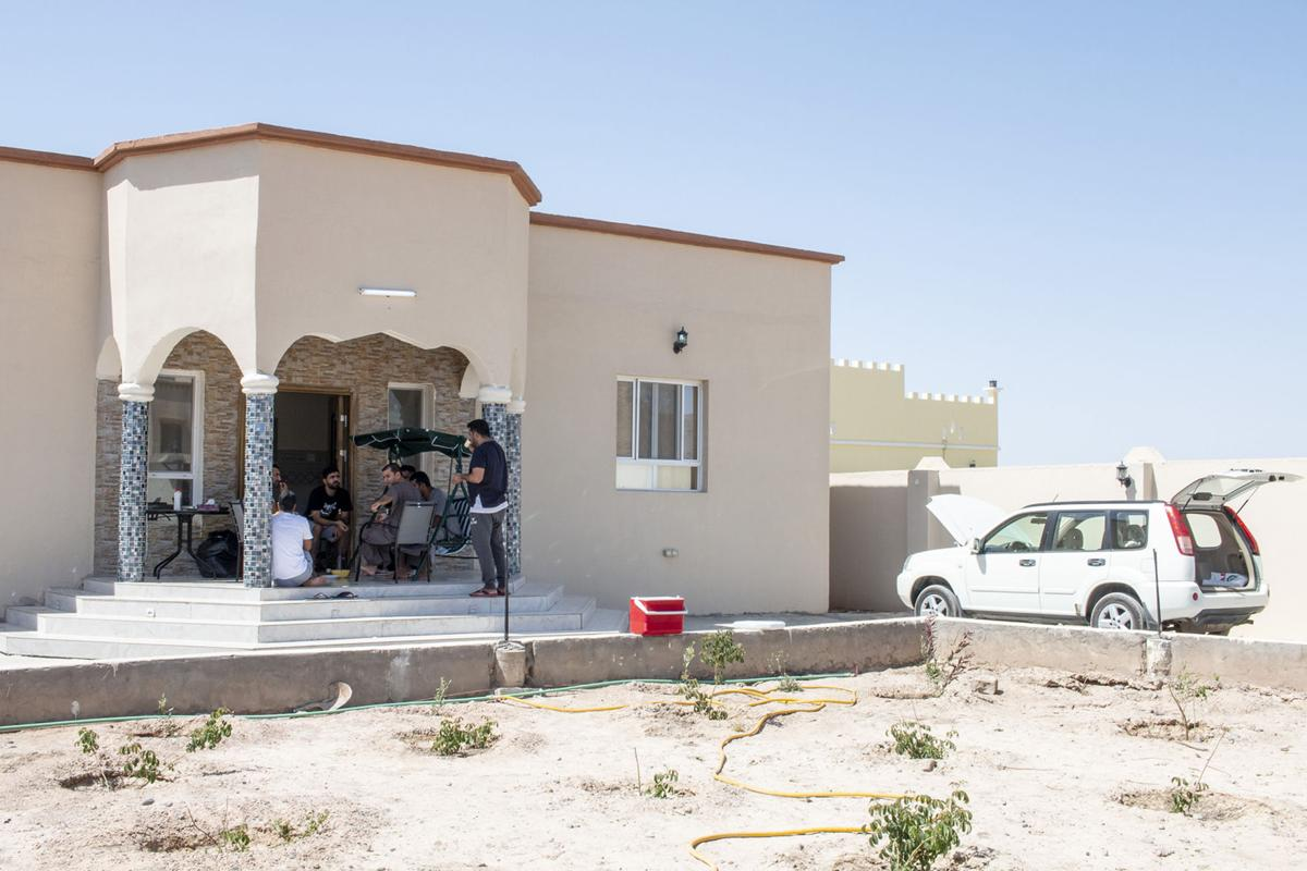 Home in Oman
