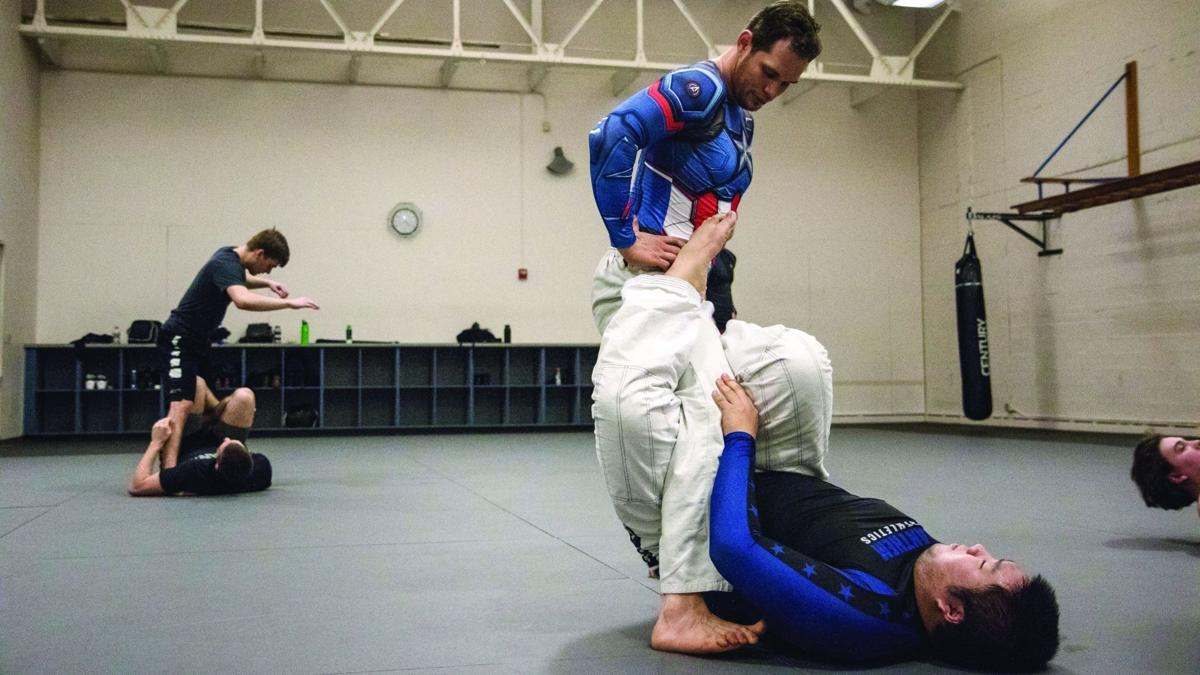 When Mind Meets Body: Martial Arts find a home in Eugene