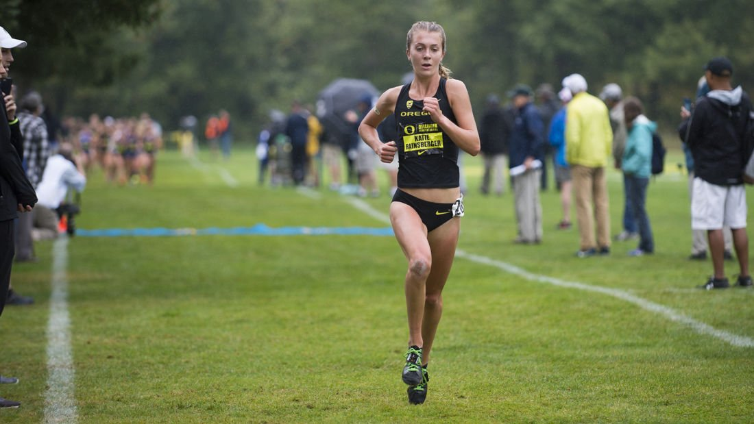Photos: Oregon Cross Country hosts the Bill Dellinger Invitational meet