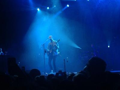 Review: Hozier plays a calm coffee house show at Portland's