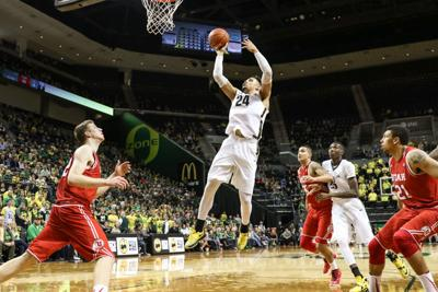 Dillon Brooks does a little bit of everything in win over Utah
